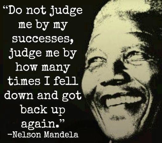 Mandela Quote Get Back Up Tri County Counseling North Port Fl